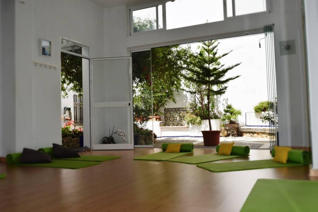Clases de yoga San Fernando Cádiz